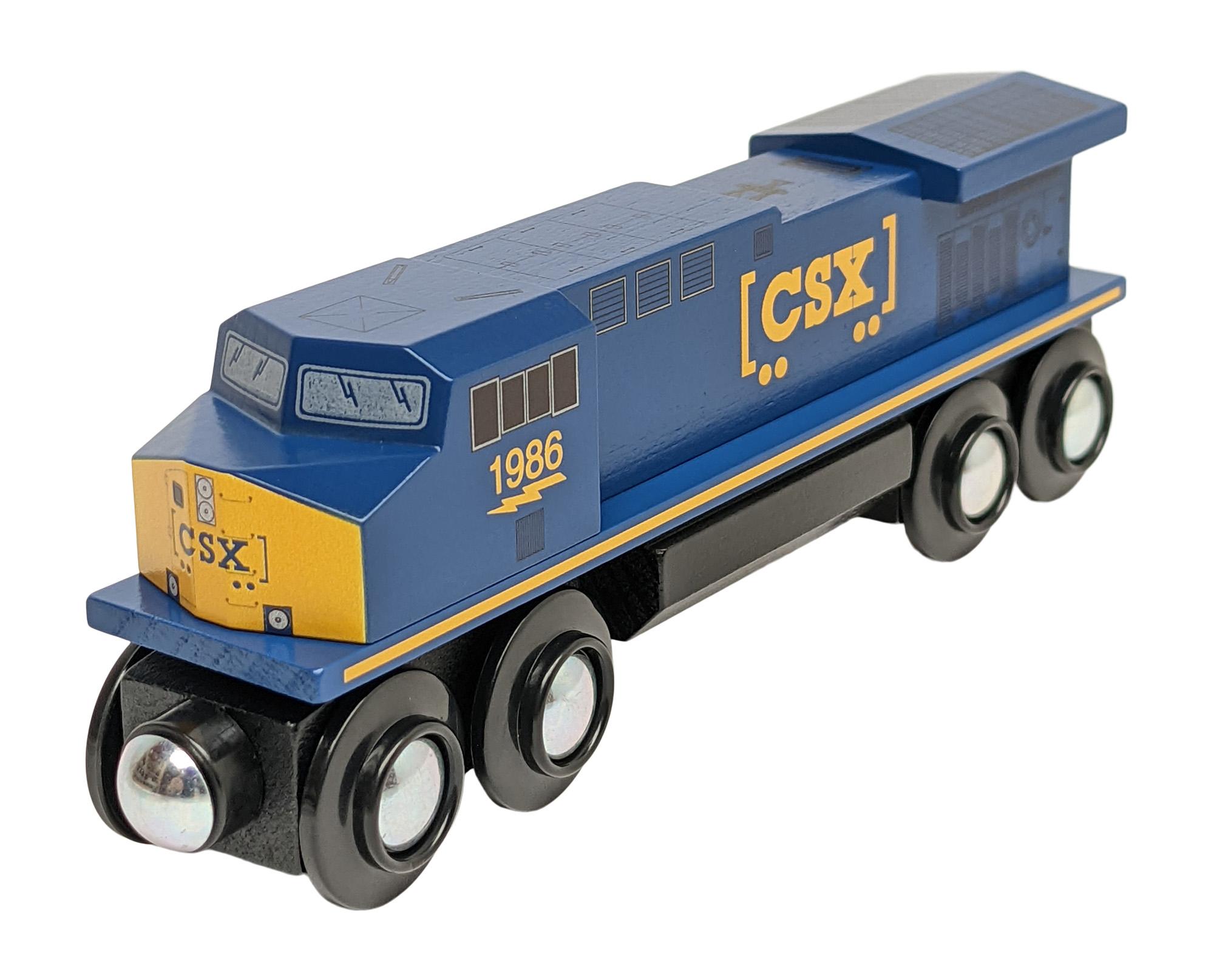 Csx Diesel Locomotive