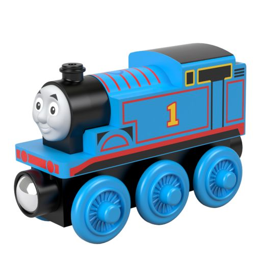 Wooden Thomas Engines