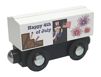4th of July Boxcar