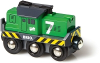 Brio Battery-Powered Freight Engine