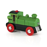 Brio Green Battery-Powered Engine