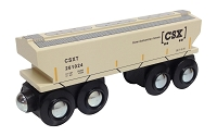 CSX Covered Hopper