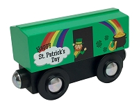 St. Patrick's Day Boxcar