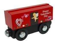 Valentine's Day Boxcar