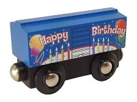 Blue Birthday Boxcar