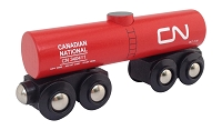 Canadian National Tank Car