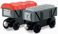 Giggling Troublesome Trucks 2-pack