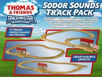 Trackmaster Sodor Sounds Track Pack