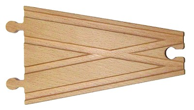 V-Switch MMF Wooden Track
