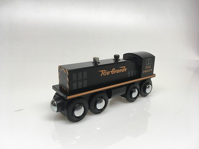 DRGW Switcher Engine