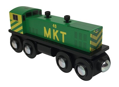 MKT Switcher Engine front view