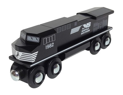 Norfolk Southern Diesel Locomotive