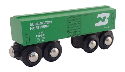 Burlington Northern Boxcar