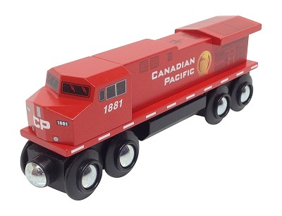Canadian Pacific Diesel Locomotive