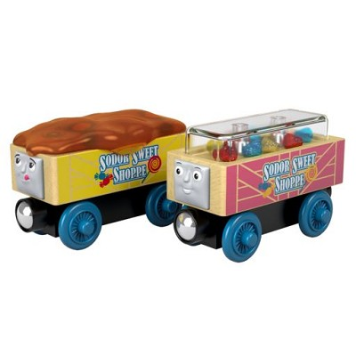 Candy Cars - Thomas wooden railway vehicles