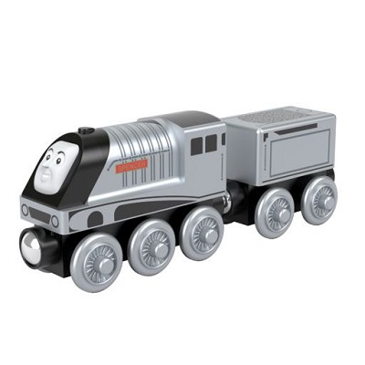 Spencer - Thomas wooden railway engine
