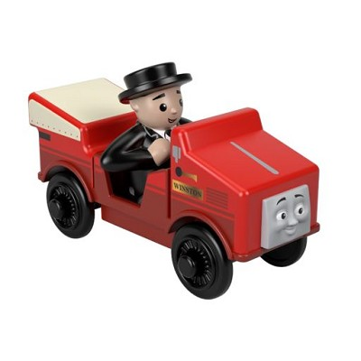 Winston - Thomas wooden railway vehicle